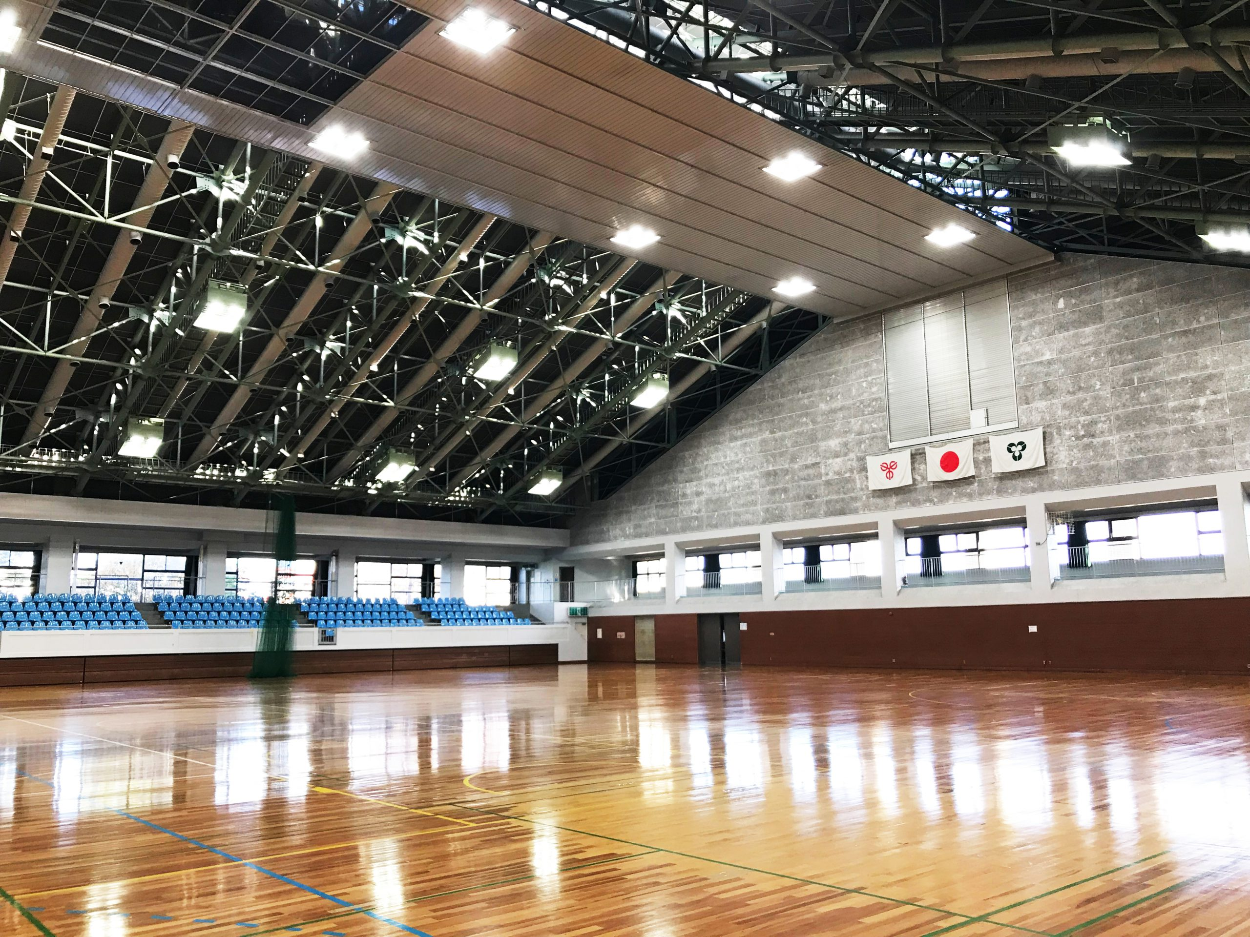 草加体育協会 草加体育館